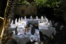 Salernos Catering Heidelberg - Hochzeit