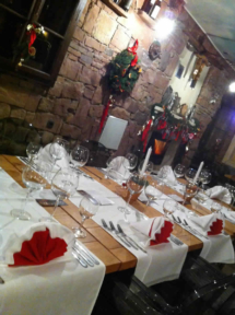 Salernos Catering Heidelberg - Roter Ochsen