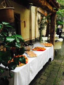 Salernos Catering Heidelberg - Buffet