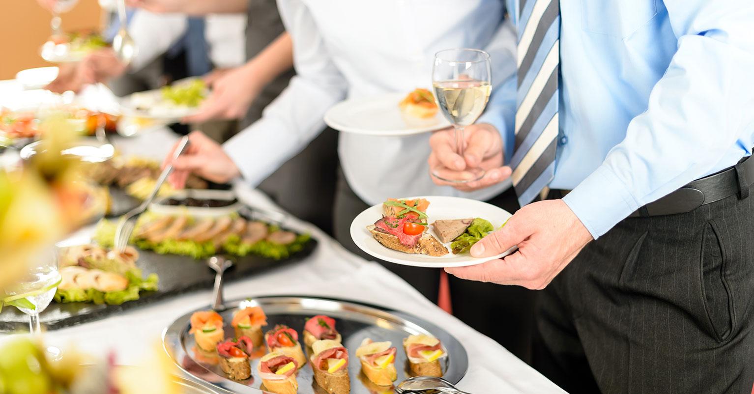 Salernos Catering Heidelberg - Business Events