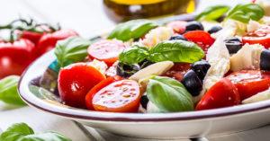 Salernos Catering Heidelberg - Menü Vorschläge