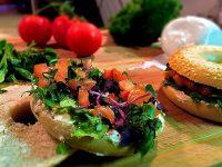 LUSalerno Catering Heidelberg - Lunchbox Bagel