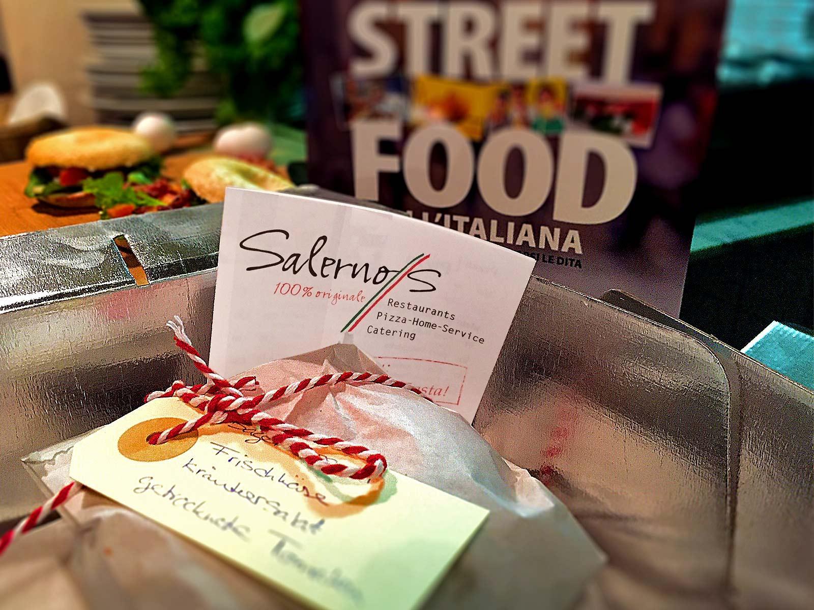 Salerno Catering Heidelberg - Lunchbox